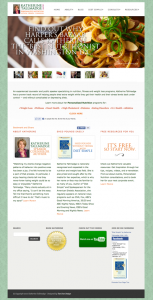 Tan Dan Design Katherine Tallmadge Website Redesign